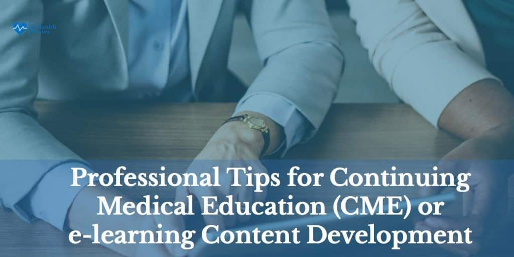 for continuing medical education